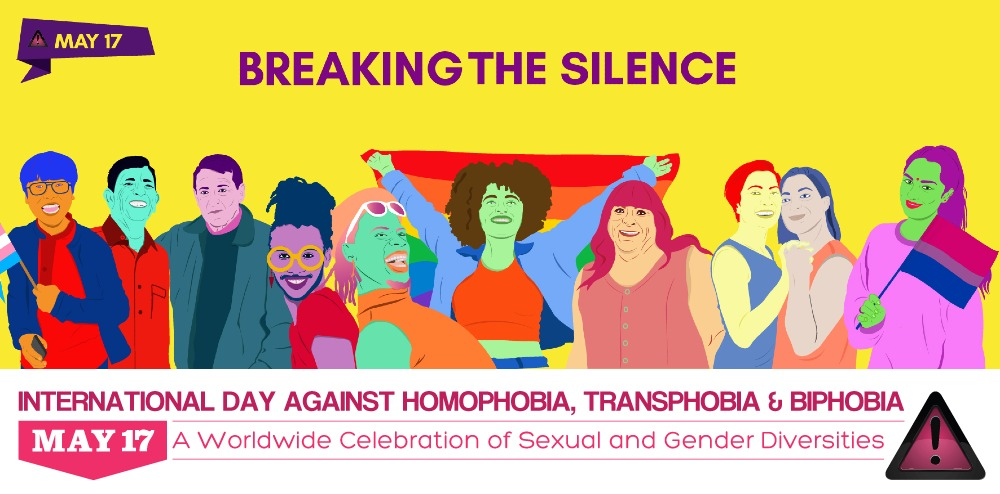 #BREAKING THE SILENCE